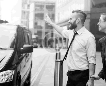 Taxi zakelijk vervoer